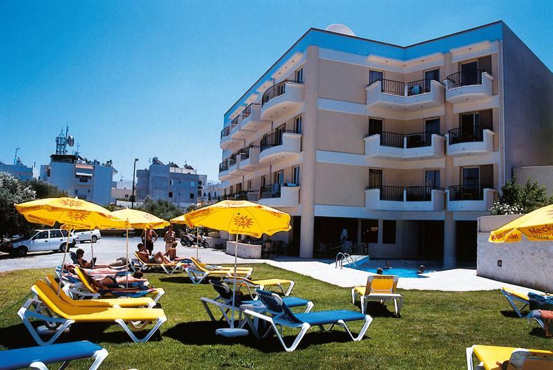 Hotel Lefteris - Chersonissos - Heraklion Kreta